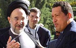 chavez and mullahs