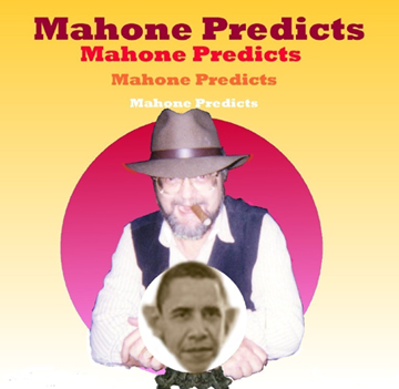 Mahone Predicts