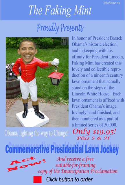 Honoring the president
