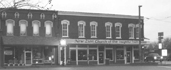 New Zion Church