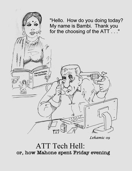 Mahone vs. ATT