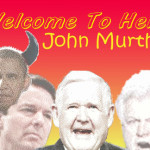 John Murtha – dems cause overcrowding
