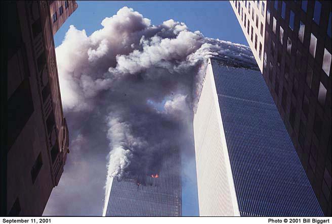 USA Terrorist Attack-WTC