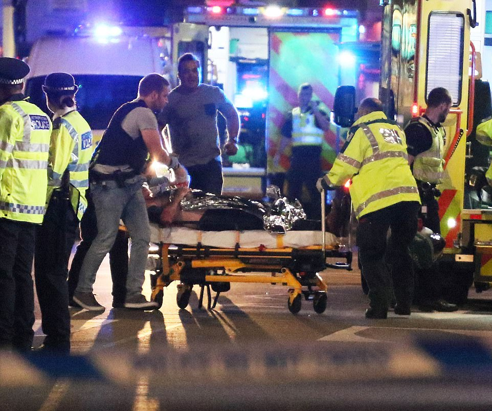London bridge terrorist attack